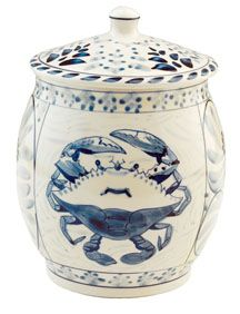Blue Crab Canister