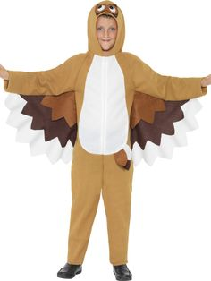 Fun 'N' Frolic is a Party Megastore with a huge range of Adult and Children's Fancy Dress Costumes. Owl Fancy Dress Costume, Owl Costume Kids, Cop Costume For Kids, Police Halloween Costumes, Bird Costume, Toddler Costumes, Boy Costumes, Onesie Unicorn, Costume Carnaval