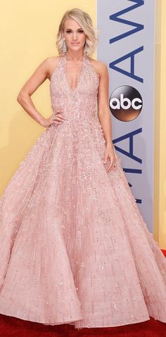 Carrie Underwood. CMA Awards 50.