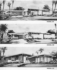 mid-century modern designs