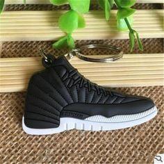 カップル柔らかいキーホルダークリエイティブジョーダンファッション靴llaverosバッグペンダントキーチェーンchaveiro愛好家のギフトジュエリー卸売