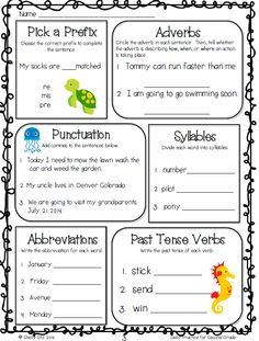 1000+ images about Education on Pinterest | Second Grade ...