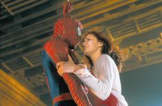 Kirsten Dunst stars as 'Mary Jane Watson' in Spider-Man Spiderman 2002, Amazing Spiderman, Kirsten Dunst, Marvel Movies Ranked, Best Marvel Movies, Godzilla, Best Movie Couples, Spider Man Trilogy, Best Superhero Movies