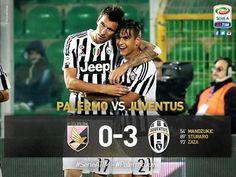 Palermo - Juventus 0-3