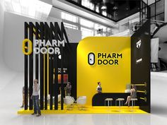 PHARMDOOR on Behance