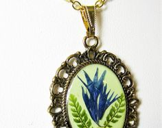 Browse unique items from PressedFlowerJewelry on Etsy, a global marketplace of handmade, vintage and creative goods.