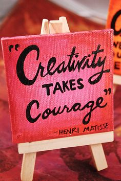 Tracing Echoes: Quotes I Love: Creativity Quotes