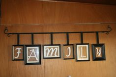 Two Crazy Navy Wives Family picture frames