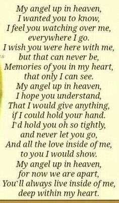 My angel up in heaven...  Omer I miss you;( :(