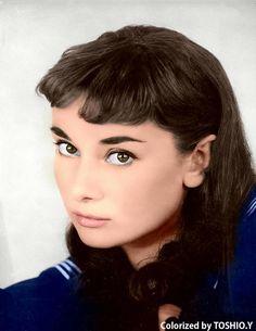 ★Audrey Hepburn VM Nov,