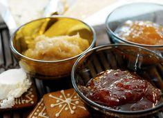 Christmas recipies/jouluisia reseptejä: Spicy apple chutney/mausteinen omenachutney