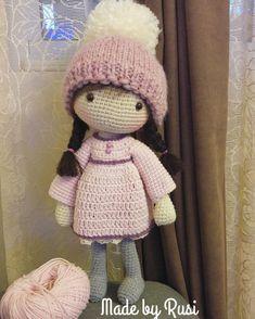 ❤ #inprogress #crochet #crochetdol #amigurumi #amigurumidoll #handmade #crochetlove #madebyrusi #rusidolls