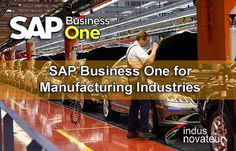 SAP Business One is a set of best in class manufacturing modules that are embedded within the SAP Business One framework. This manufacturing solution streamlines and offers full visibility across your Sample, Lab, Formulation, Production, Costing, Quality, Compliance, Planning and Scheduling processes. http://indusnovateur.com/sap/sap-business-one/