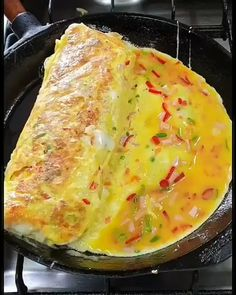 Breakfast Dishes, Breakfast Recipes, Breakfast Wraps, Perfect Breakfast, Breakfast Ideas, Cooking Recipes, Healthy Recipes, Vegetarian Recipes, Cooking Corn