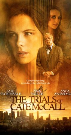 Directed by Karen Moncrieff.  With Kate Beckinsale, Nick Nolte, James Cromwell, Mark Pellegrino. In order to be reinstated to the bar and recover custody of her daughter, a hotshot lawyer, now in recovery and on probation, must take on the appeal of a woman wrongfully convicted of murder.