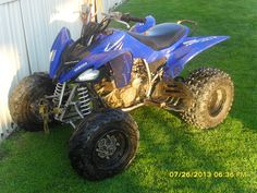 2008 Raptor 250cc,in good condition,runs great,new back tires and new battery,plastic and seat in good condition, $1,200 firm,call 1724-487-2510