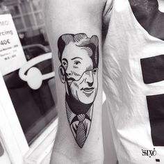 Sixo, The tatooed lady, Montreuil