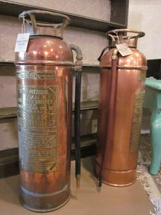 antique fire extinguishers - Google Search