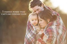 5 family poses that always capture connection by Elena Blair