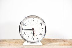 Vintage Alarm Clock // Good Morning Westclox // Working