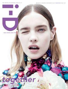 ID Covers, Natalia Vodinova, Photographer Craig McDean
