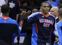 Grumpy old men: San Antonio Spurs fall to the Oklahoma City Thunder