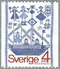 スウェーデン1979年タペストリー