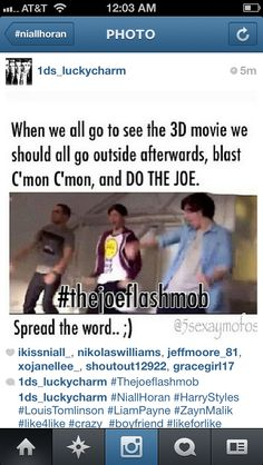 1D Movie! District 36 SPREAD EVERYWHERE!!!AND PUT UR DISTRICT SO THIS CAN HAPPEN!!!!!!