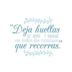 Los buenos recuerdos son los que te definirán en el futuro #FraseDelDíaPiliOchoa