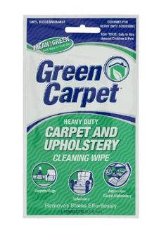 Amazon.com: Nutek Green Carpet and Upholstery Cleaning Wipes- BET-0040: Home & Kitchen
