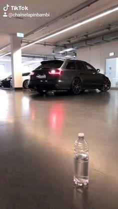 Le bottle challenge ⚡ - Car World Fancy Cars, Cool Cars, Audi Motorsport, Automobile, Audi S6, Car Gadgets, Turbo S, Audi Quattro, Concept Cars