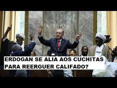ERDOGAN BUSCA ALIANÇAS PARA REFUNDAR CALIFADO