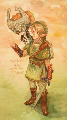 LinK - Legend of Zelda   twilight princess