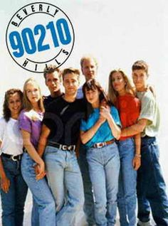 Feeling of Living Beverly Hills, Temp 2 (TV) 1991 90s Tv Shows, Childhood Tv Shows, Cartoon Tv Shows, My Childhood Memories, Beverly Hills 90210, Classic Tv, Classic Films, Series Movies, Tv Series