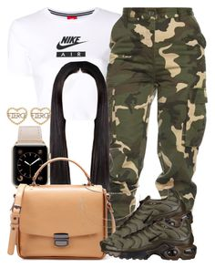"""""""3 28 18 Sherlina Nym Inspired"""" by miizz-starburst ❤ liked on Polyvore featuring NIKE, Zara and Humble Chic"""