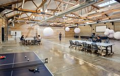 Automattic office in San Francisco