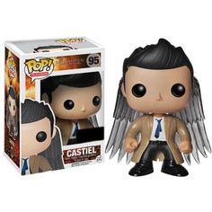 Castiel-s/' adapte LEGO figures Supernatural x 6 set-SAM-Dean-Bobby