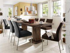 Furn Manchester Esstisch #Holz #Tisch #Esszimmer #Küche #Wohnen #Galaxus