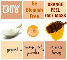 Enjoy Your Weekend With A simple, all-Natural Moisturizing orangeface mask  . It's Food for your face! #Moisturizing#Orange#mask#Face#Beauty#SkinCare#DIY#Deep Cleansing#Homemade#freshSkin#clinic