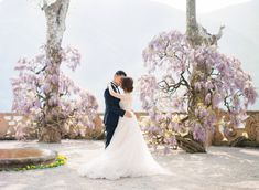 Fine Art Film Wedding Photographers in Lake Como Wedding Venues Italy, Lake Como Wedding, Beautiful Villas, Bloom, Fine Art, Film, Wedding Dresses, Weddings, Bridal Dresses