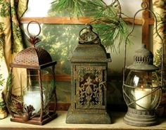 ❁ Old Candles