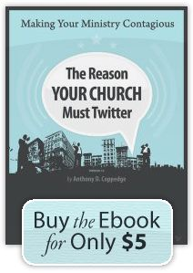 Twitter For Churches - Awesome infographic on social media usage for churches