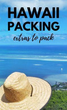 Hawaii Packing: Extr