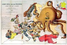 This famous map of Europe was created after the Crimean War. This map was made in 1900 by Fred Rose about 50 years after the Crimean War. It was created in London so it gives an insight on what the Crimean War left people feeling around Europe. It shows how the people of Europe thought about Russia- being an octopus and trying to spread its influence to everyone (through its far reaching tentacles). This map was a consequence or effect of the Crimean War.