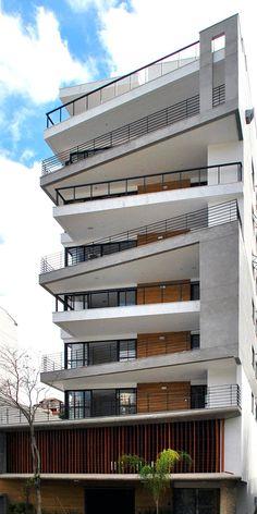 Edifício Residencial Trentino - Galeria de Imagens | Galeria da Arquitetura