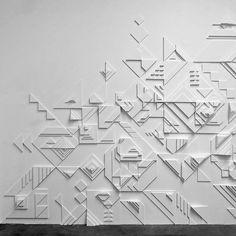 L'art de la géométrie | La Régalerie - Matt W. Moore - http://www.laregalerie.fr/lart-de-la-geometrie/