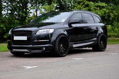 European Cars… Audi Q7 V12 TDI Quattro