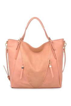 Urban Expressions Jak Zipper Detail Tote. This color is so pretty and this is a large enough tote to carry my MacBook to work! LOVE THIS BAG!