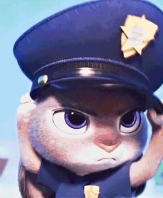 """ I do not know when to quit "" - Young Judy from the beginning of Zootropolis"