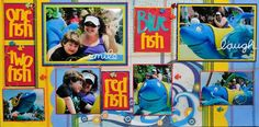 Layout: Universal Studios - One Fish Two Fish!
